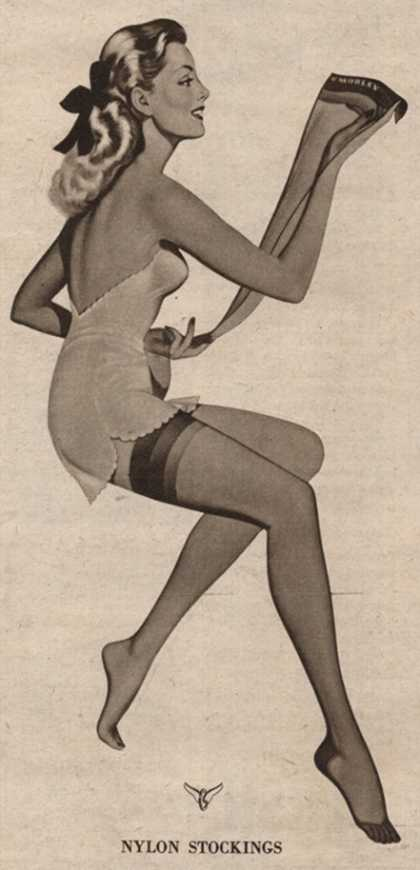 's Nylon Stockings (1950)