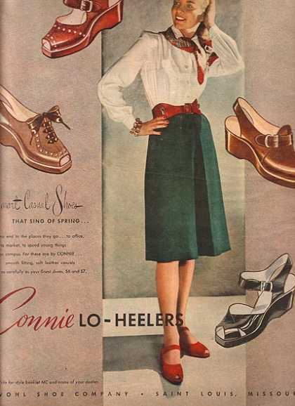 Wohl's Connie Lo-Heelers (1947)