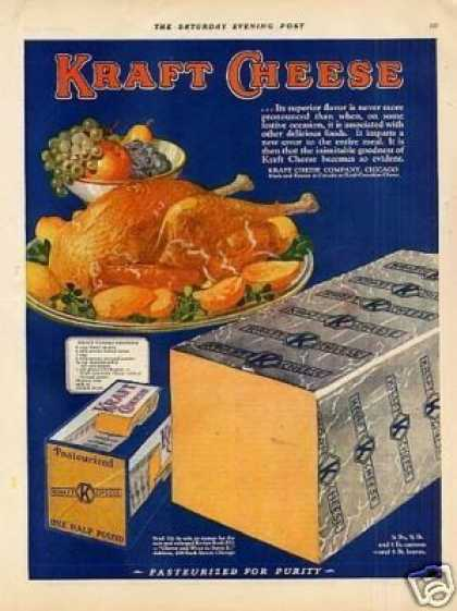 Kraft Cheese Color (1926)