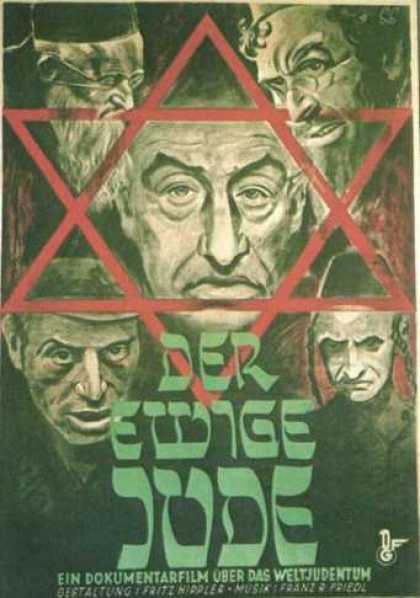 Eternal Jew Poster