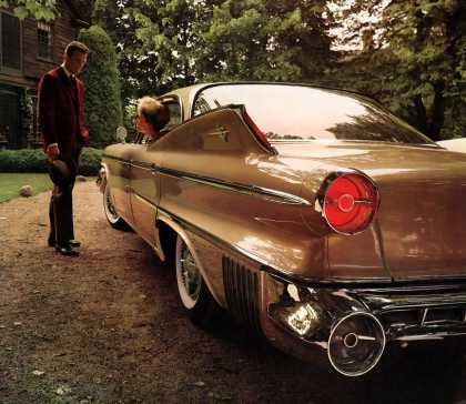 Dodge Polara 4-door hardtop (1960)