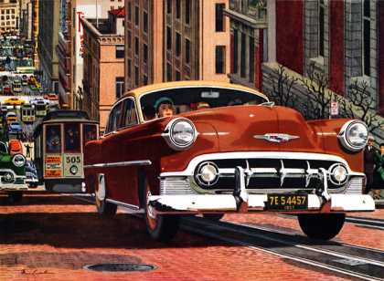 Chevrolet Two-Ten Fred Ludekens (1953)