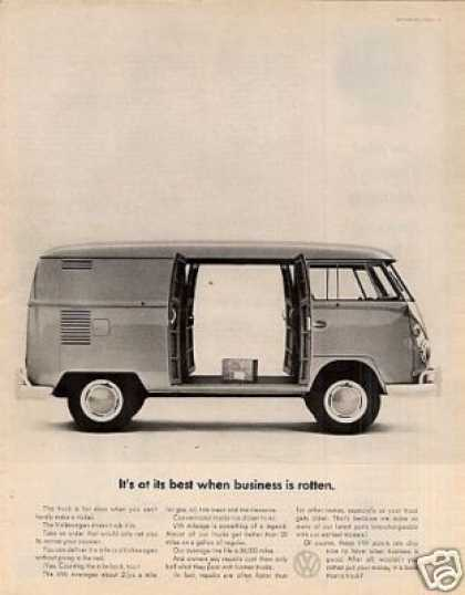 Volkswagen Station Wagon (1964)