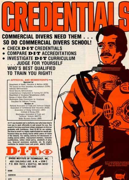 Dit School Copper Diving Helmet T (1982)
