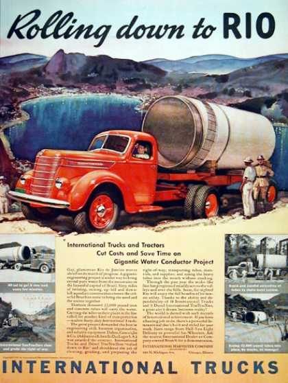 International Trucks (1940)