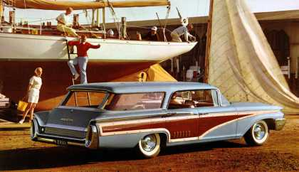 Mercury Colony Park Country Cruiser (1960)