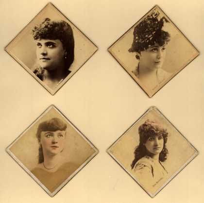 W. Duke Sons & Co.'s Preferred Stock – Actresses – Image 7