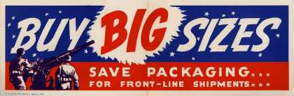 NARD Journal's Big Sizes – Buy Big Sizes (1943)
