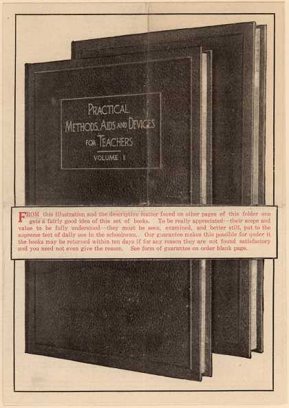 F. A. Owen Publishing Co.&#8217;s Practical Methods, Aids and Devices for Teachers &#8211; Practical Methods, Aids and Devices for Teachers