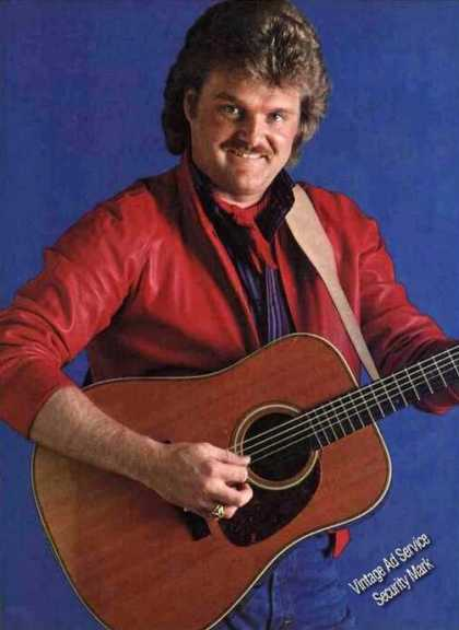 Ricky Skaggs Photo Magazine Feature (1984)