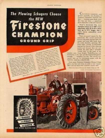 Firestone Tire (1947)