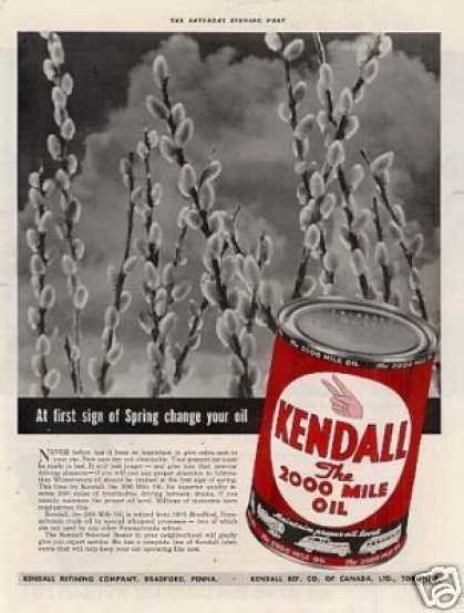 Kendall Oil (1942)