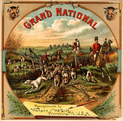 Watson & McGill's Tobacco – Grand National