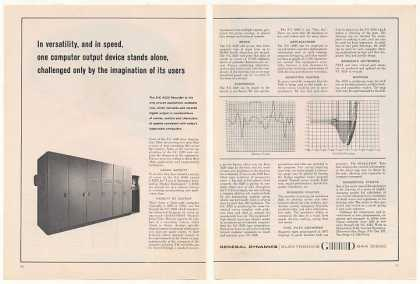 General Dynamics S-C 4020 Computer Recorder 2-P (1963)