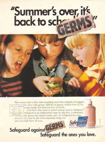 Proctor & Gamble Company – GERMS (1993)