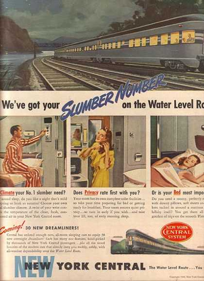 New York Central's Water Level Route (1946)