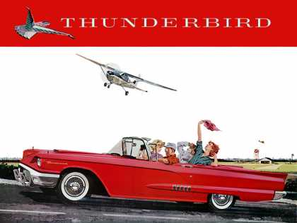Thunderbird Convertible (1958)