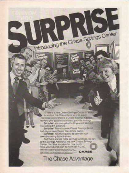 Chase Bank Savings Center – SURPRISE (1976)