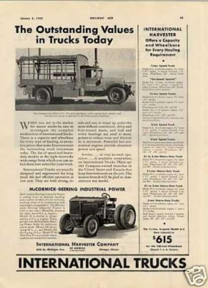 International Trucks (1932)