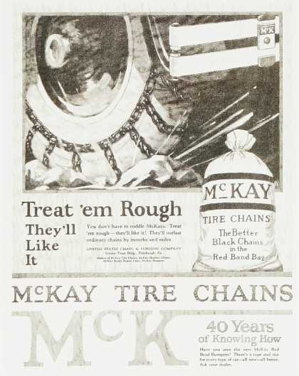 McKay Tire Chains
