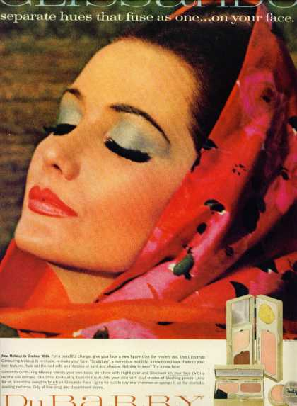 Glissando Contouring Makeup Dubarry (1965)