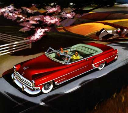 Chrysler New Yorker Deluxe Convertible Coupe (1954)