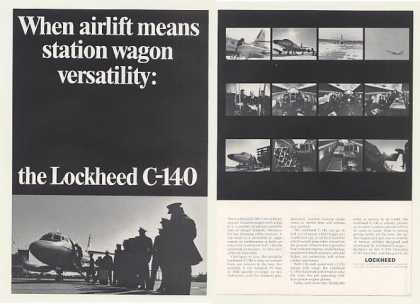 '66 Lockheed C-140 Aircraft Airlift Station Wagon 2P (1966)