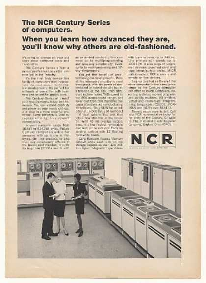 NCR Century Series Computer System (1968)