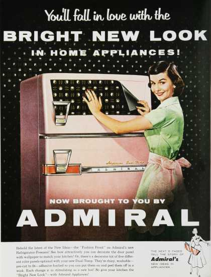 Vintage Household Ads Of The 1950s