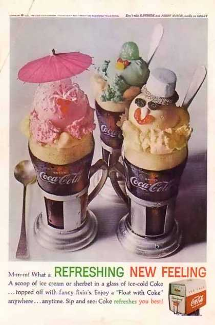 Coke Float with Coke (1952)