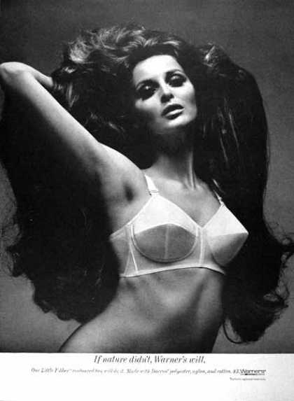 Warner Bra (2 Ads) (1968)