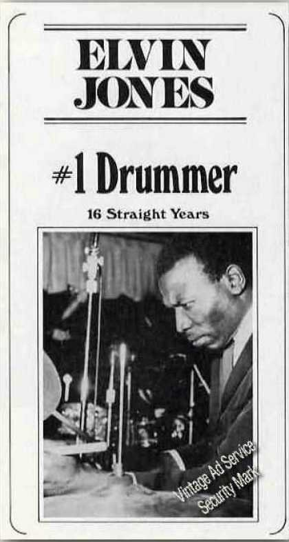 Elvin Jones Photo Jazz Trade (1978)