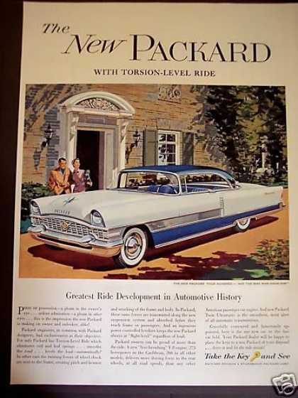 Packard Four Hundred Original Car (1955)