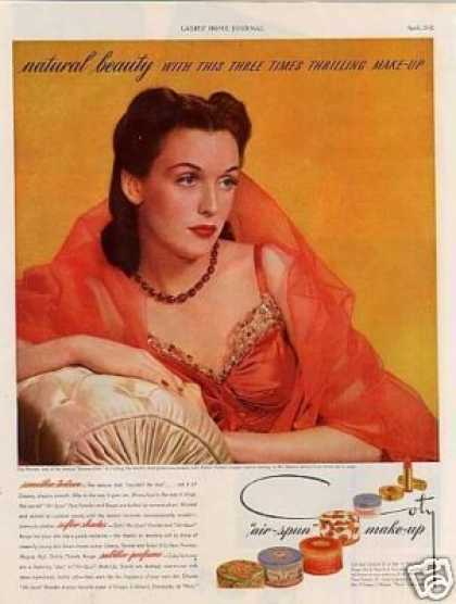 Coty Make-up (1942)