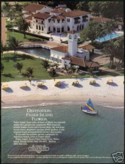 Fisher Island Private Community Florida (1988)