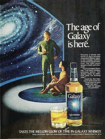 Galaxy Whiskey