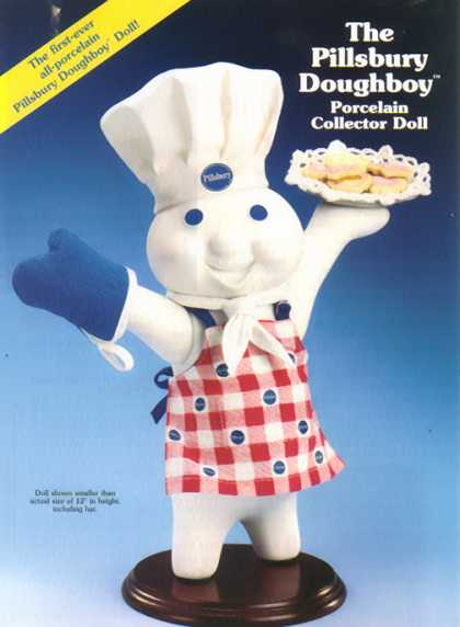 The Pillsbury Doughboy Doll (1999)