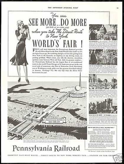 Pennsylvania Railroad New York World's Fair (1939)