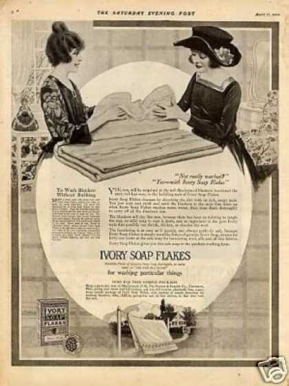 Ivory Soap Flakes (1920)