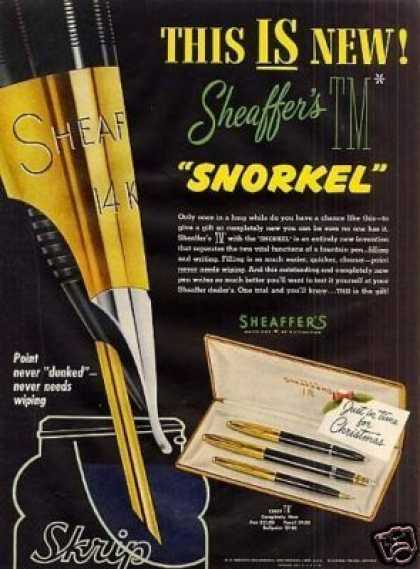 Sheaffer's Pen (1952)