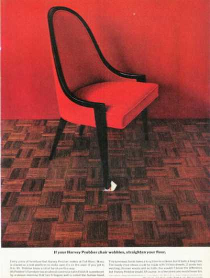 Harvey Probber Furniture Chair (1961)
