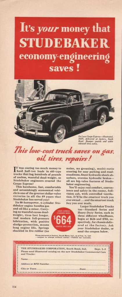 Studebaker Car Engineerin (1941)