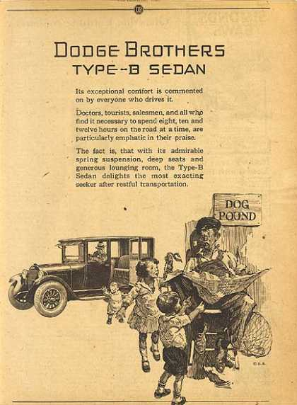 Chrysler's Dodge (1925)
