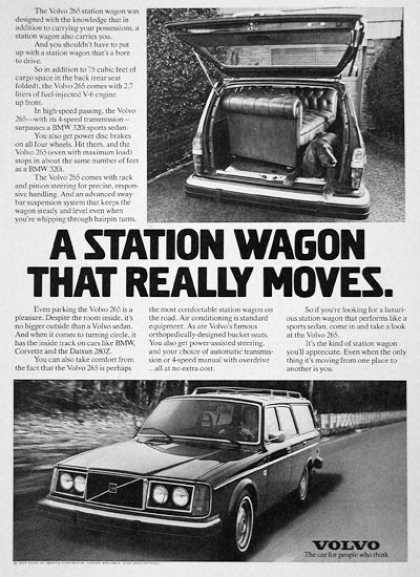 Volvo 265 Station Wagon (1977)
