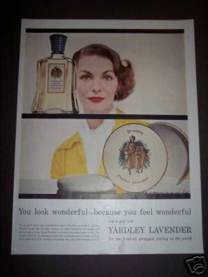 Yardley English Lavender Original (1955)