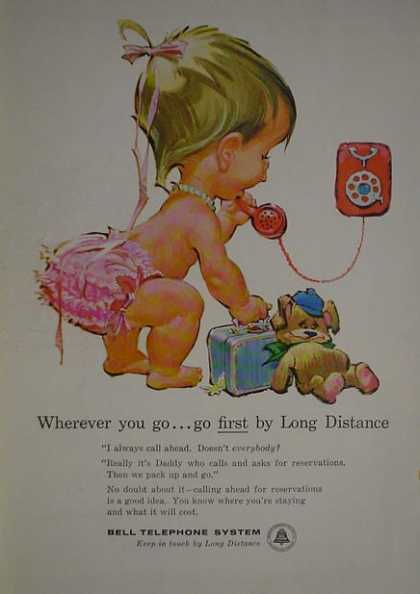Bell Telephone System Baby Theme (1961)