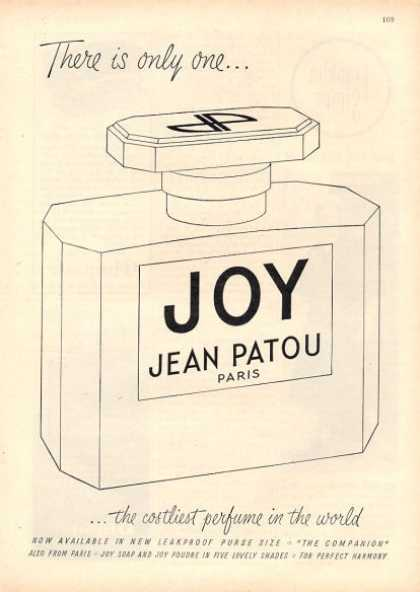 Joy Jean Patou Paris (1952)