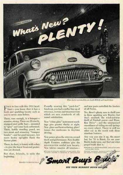 Buick Collectible Car (1951)