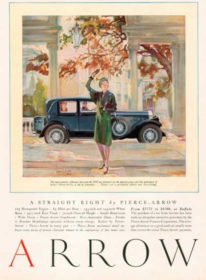 Arrow, USA (1929)
