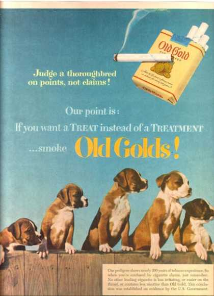 Old Gold (1952)